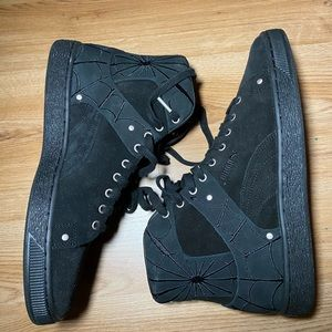 Puma suede En Noir collaboration new